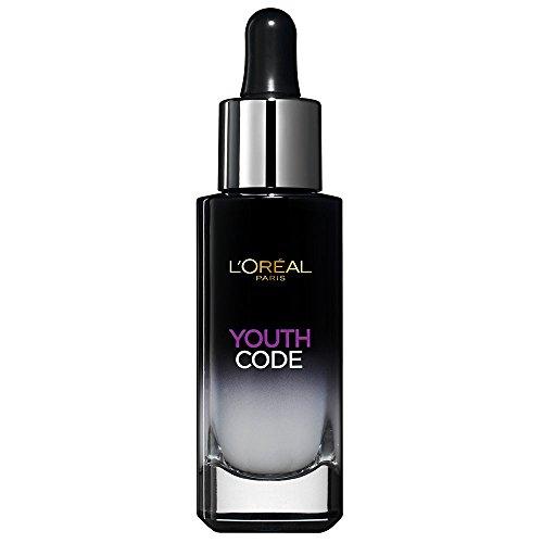 L'Oréal Paris Dermo Expertise Youth Code Anti-Falten Pflege Serum,1er Pack (1 x 30 ml) (Loreal Youth Code)