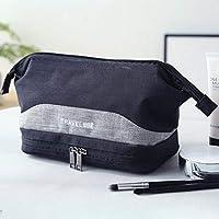 Multifunción de viaje portátil bolsa de cosméticos organizador de la caja a prueba de agua de maquillaje bolsa... preisvergleich bei billige-tabletten.eu
