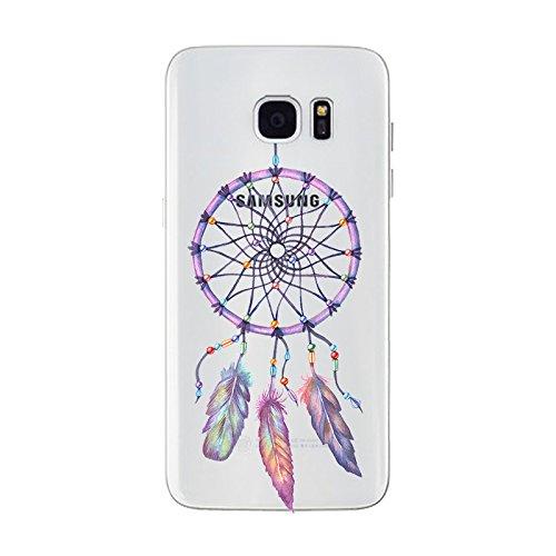 IPHONE 6 6S Hülle Weich Silikon TPU Schutzhülle Ultradünnen Case für iPhone 6 6s Schutz Hülle Traumfänger lila