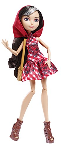 Ever After High - Monster High 101220000C. Ever After High. Cerise Puppe.