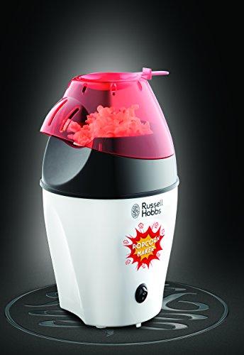 Russell Hobbs 24630-56 Popcornmaschine Fiesta, Heißluft, ohne Fett & Öl - 3