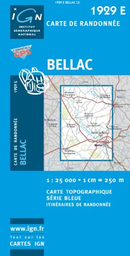 Bellac GPS: IGN1929E