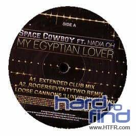 My Egyptian Lover