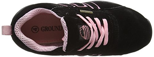 Groundwork Gr86 Scarpe Unisexe Adulto Nero (noir / Rose)