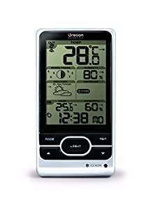 Oregon Scientific BAR208HG Wireless Weather Station with Humidity and Weather Alert