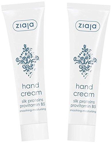 Ziaja Handcreme Seidenprotein 2 x 100 ml Doppelpack
