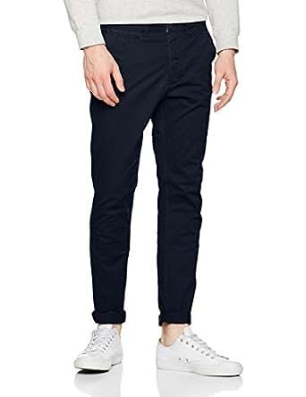 JACK & JONES Jjimarco Jjenzo Navy Ww 420 Noos, Pantaloni Uomo, Blu (Navy Blazer), W28/L32 (Taglia Produttore: 28)