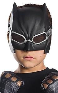Justice League - Máscara de Batman para niños, infantil talla única (Rubie
