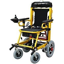 électrique Transporter jusqu'à monte-escalier-motorisé Heavy Duty Diable Cart-stair Lift-stair Chaise en aluminium léger Ambulance Medical Lift