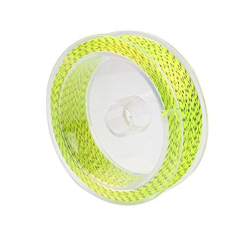 forfar 1 pc String di mosca di pesca 30LB 50m Anello in treccia Maxcatch Angling Accessori Attrezzi da affilare Durable Backing-Line