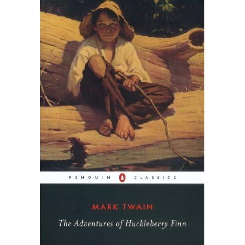 The Adventures of Huckleberry Finn (Penguin Classics) 1a , 1a imp by Twain, Mark (2002) Paperback