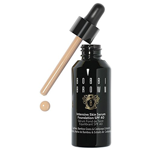 Bobbi Brown Sérum Intensif De La Peau Foundation Spf 40 Porcelaine - Paquet De 6