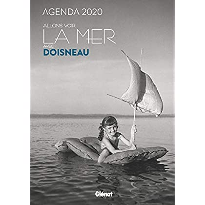 Agenda 2020 Allons voir la mer avec Doisneau (Grand Format)