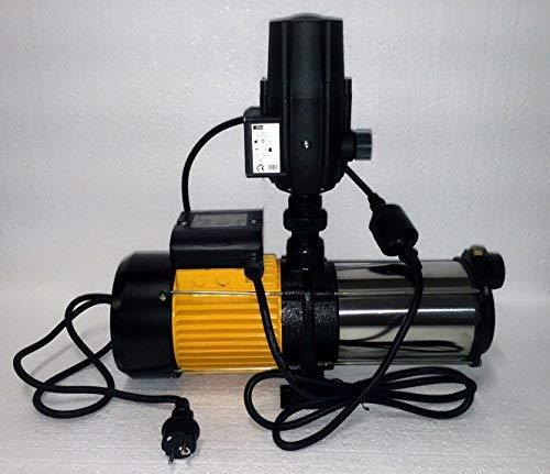 megafixx HMC6SC-G94174 Kreiselpumpe 1350 Watt bis 6,5 Bar + Güde 94174 Druckschalter - 2