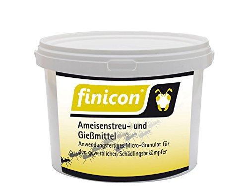finicon® de fourmi Litière et gieß Mittel