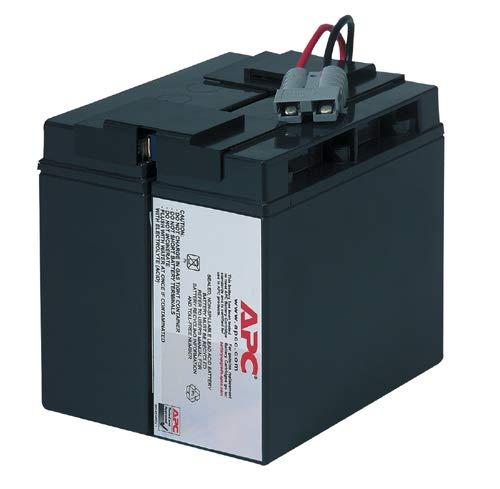 APC by Schneider Electric Replacement Battery Cartridge #7 - USV-Akku - 1 x Bleisäure Eine Usv-batterie