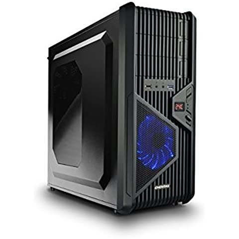 Enermax - Case Ivektor.Q Atx Midi Tower Nero - Computer Case Atx Enermax Nero