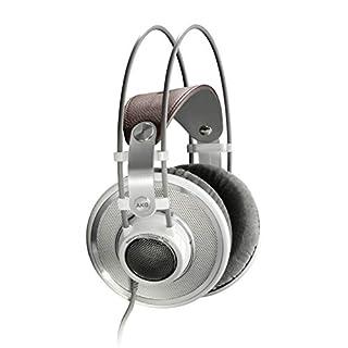 AKG K701 Open-Back, Over-Ear Premium Reference Class Studio Headphones