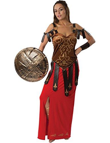 Damen Wunderschöne Römische Spartanischen Krieger Gladiator Kostüm (Gladiator Krieger Kostüme)
