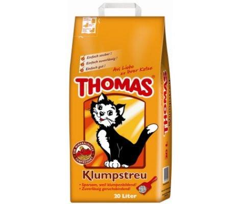 Thomas Klumpstreu, 6 x 20 l