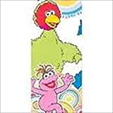 Sesame Street Plaza Sesamo Plastic Table Cover (1ct)