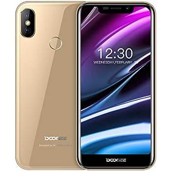 Dual SIM Smartphone ohne Vertrag Android 8.1, DOOGEE
