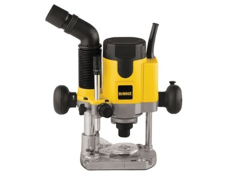 Advanced DeWalt DW622K 1/2in 12mm Variable Speed Mid Size Plunge Router 1400W 240 Volt --