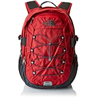 The North Face Equipment TNF Mochila Borealis Classic, Unisex adulto, Rage Red Ripstop/Asphalt Grey, Talla única