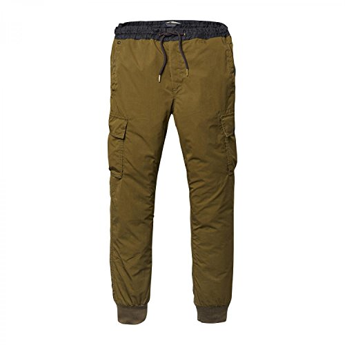 Scotch & Soda - Pantalon - Cargo - Homme Military