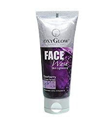 Oxyglow Bearberry & Grape Face Wash 100ml