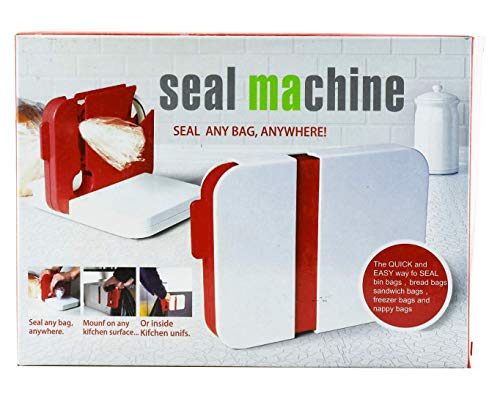 My Party Suppliers Household Kitchen Sealing Machine for Food Saver Seal Bag/Bread Poly Bag Sealing Machine