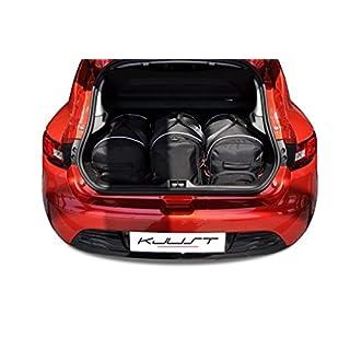 Kjust Carbags CAR BAGS AUTOTASCHEN MASSTASCHEN ROLLENTASCHEN RENAULT CLIO, IV, 2012- - KJUST