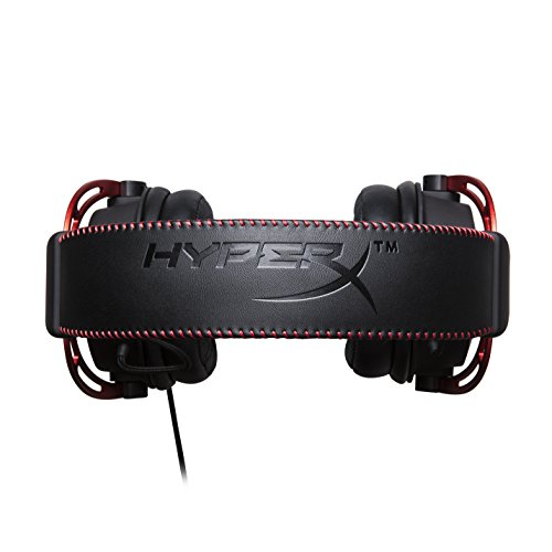 HyperX HX-HSCA-RD Cloud Alpha - Casque Gaming avec control audio intégré 11