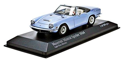 Minichamps - 437123432 - Maserati Mistral Cabriolet - 1964 - Echelle 1/43
