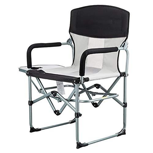 Regiestuhl Siesta Stuhl Strandstuhl Angelstuhl Stuhl Mit Seitenbecherhalter Outdoor Camping Picknick Home Dual-use ()