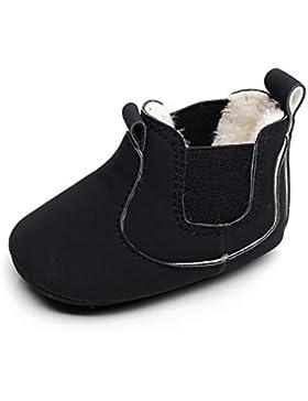 Huhu833 Kleinkind Neugeborenes Baby Jungen Mädchen Krippe Winter Stiefel Prewalker Warme Martin Schuhe