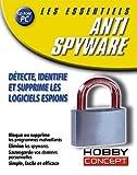Les essentiels : Anti Spyware [CD] [CD-Rom]...