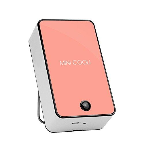 CXQZLH USB-Mini-Ventilator Klimaanlage Gebläse für Wimpernverlängerung Kleber Schnell trocknen Veredelte Wimpern Dedizierter Haartrockner Beauty-Tools,Pink