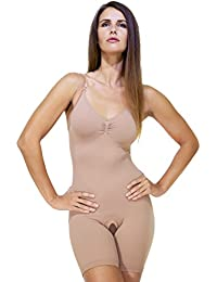 Scala biopromise brésilien Anti Cellulite galbant Long Corps antidérapant/robe Tailles Disponibles: S/M/L/XL