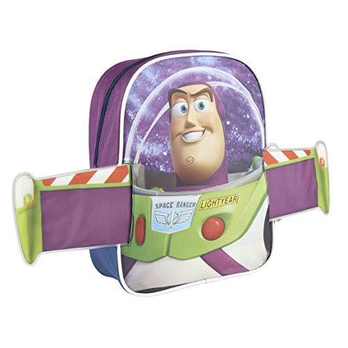Mochila Infantil Personaje Toy Story Buzz