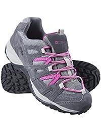 Mountain Warehouse Zapatillas Direction para mujer - Zapatillas impermeables, zapatillas cómodas para mujer, zapatillas acolchadas para cualquier temperada