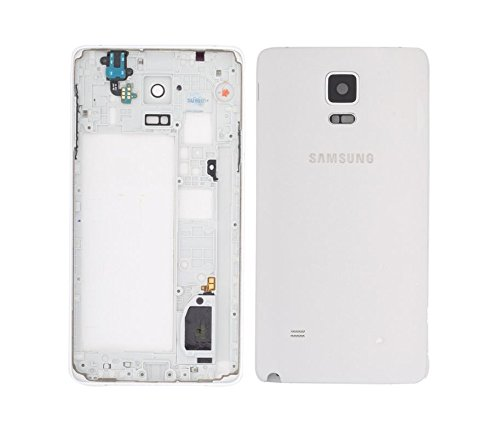 Planet Replacement Full Housing Body Panel For Samsung Galaxy Note 4 - White  available at amazon for Rs.849