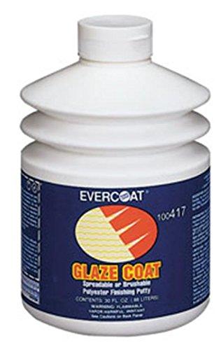 EVERCOAT/FIBERGLASS 417 GLAZE COAT 30 F