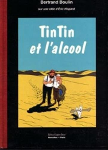 Tintin et l'alcool