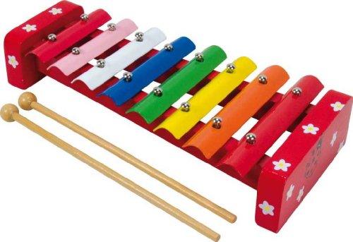 Ulysse - 4004 - Instrument de Musique - Xylophone Coccinelle