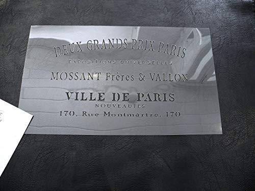 Jeanne d`arc living Schablone Möbelschablone Wandschablone Relief Ornamente Landhaus French Chic Shabby Chic Vintage Fliesen Wandtatoo blom wiederverwendbar