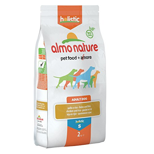 Almo Nature Holistic Small Adult Pollo e Riso 2 Killogram