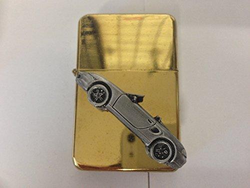 porsche-boxster-3d-flip-top-petrol-lighter-windproof-gold-refillable-ref192