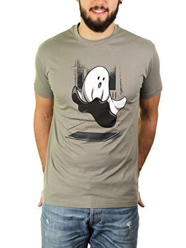 The Monroe Effekt - Herren T-Shirt von Kater Likoli Dark Gray
