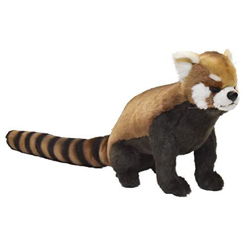 Peluche Panda Roux Assis 25cmH/35cmL